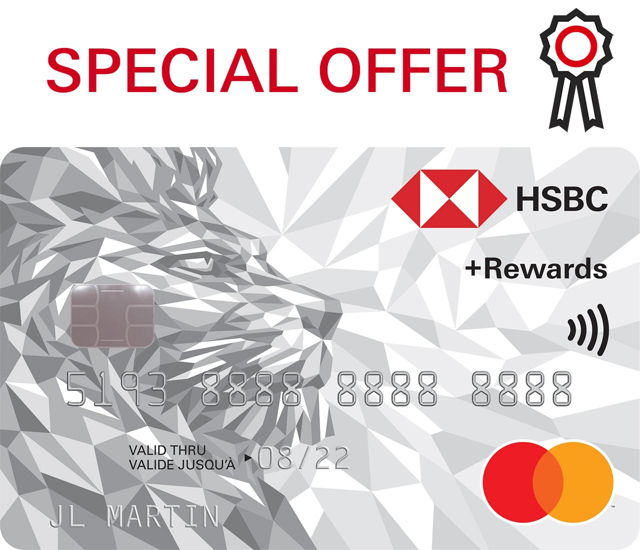 Credit Cards   HSBC Canada