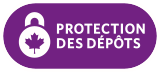 Protection des depots