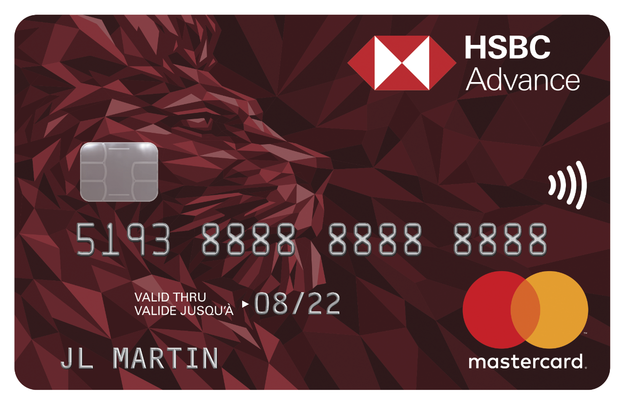 View full details to find out more about HSBC Advance Mastercard