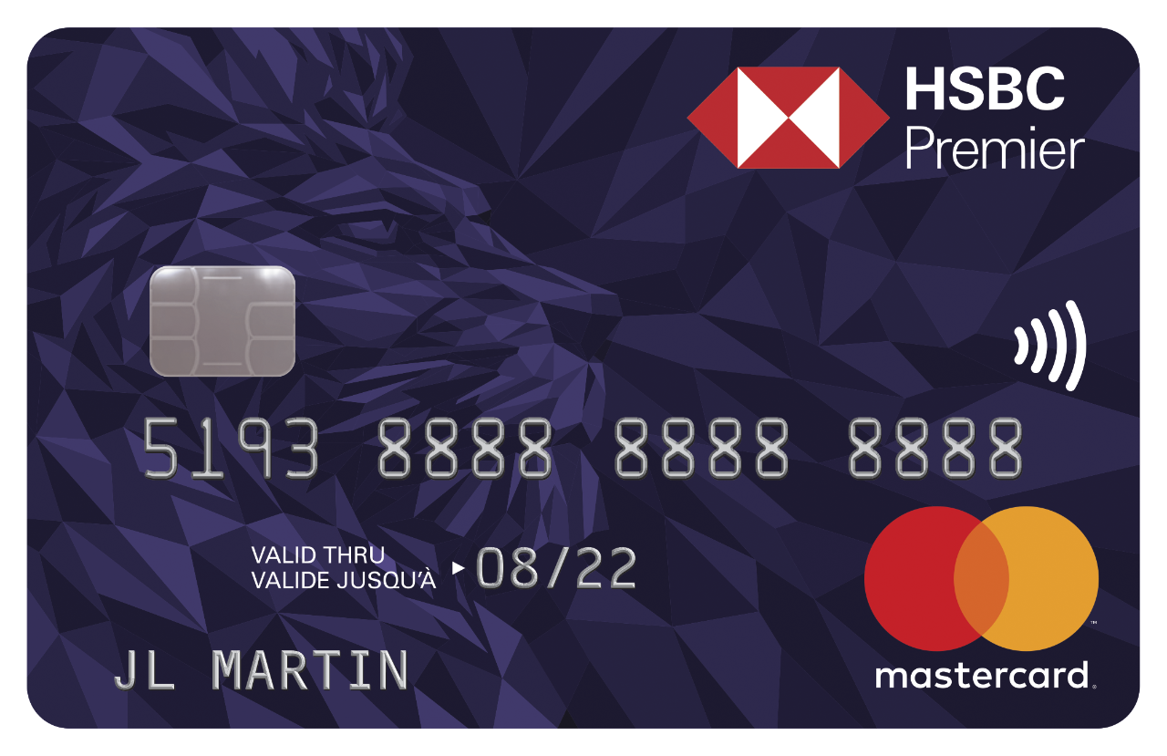 View full details to find out more about HSBC  Premier Mastercard